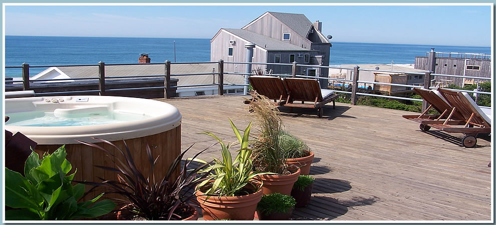 Fire Island Pines The Only Ocean Front B Bluff Overlook Come Sit By Pool Or Gaze Across Blue Rolling Waves Of Beach